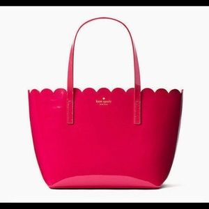 Kate Spade Lily Avenue Patent Carrigan Small Bag